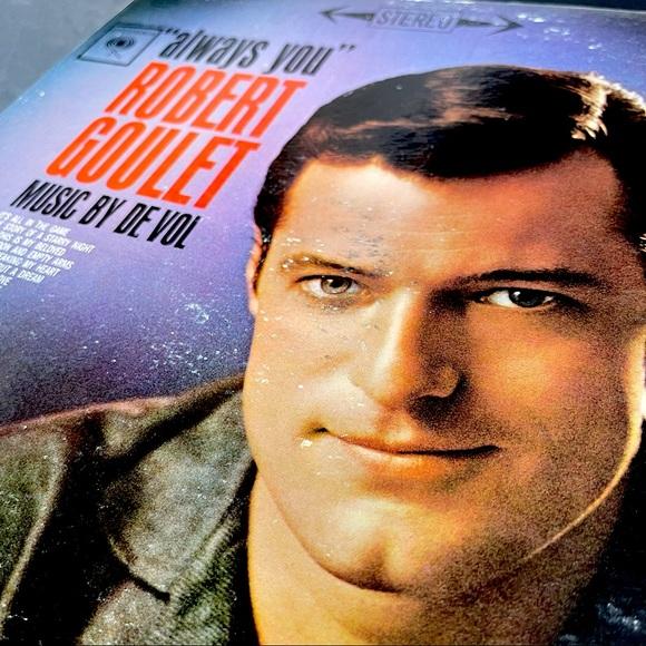 vintage 1962 robert goulet always you album